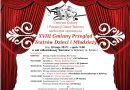 XVIII Gminny Przegląd Teatrów Dzieci i Młodzieży- zaproszenie