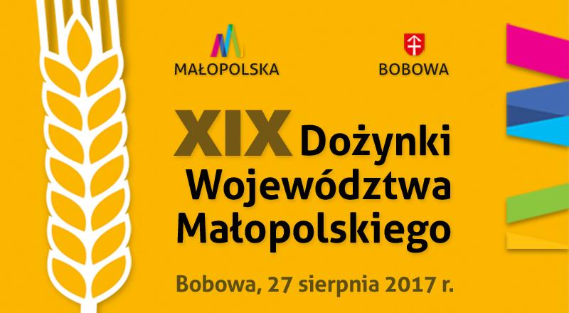 Dożynki Wojewódzkie – Zaproszenie