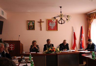 XXXVIII Sesja Rady Miejskiej.