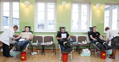 Akcja Oddawania Krwi w Bobowej