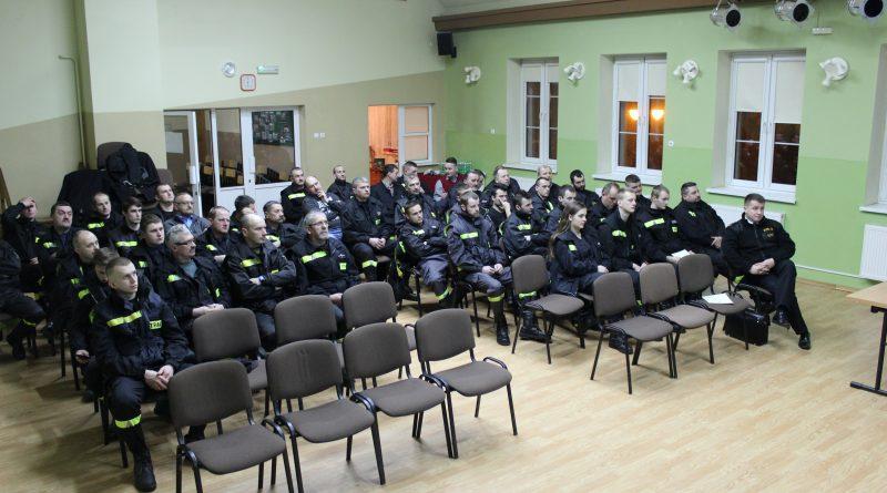 Szkolenie z zakresu łączności dla strażaków z gminy Bobowa