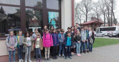 Wartościowy pobyt w Tuchowie uczniów SP w Sędziszowej