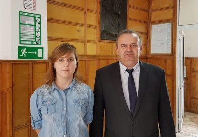 Zuzanna Pater z kl. II Gimnazjum w Brzanie Finalistką Małopolskiego Konkursu Historycznego