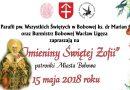 Imieniny Świętej Zofii- Zaproszenie