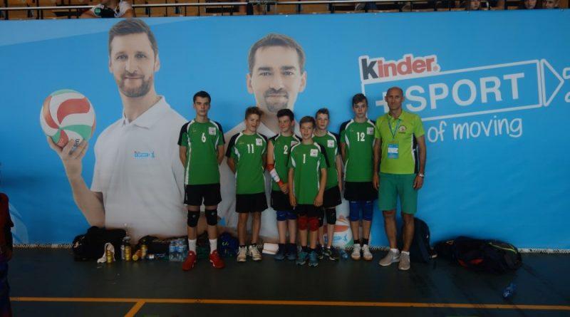 Ogólnopolski Finał Kinder+Sport 2018 !