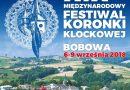 XIX Międzynarodowy Festiwal Koronki Klockowej – Zaproszenie