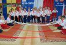 """Koncert """"Dla Niepodległej"""" w Przedszkolu Samorządowym w Bobowej"""