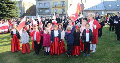 Obchody Święta Niepodległości w Bobowej