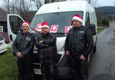 Bobowska Grupa Motocyklowa SOKOŁY – Szlachetna Paczka