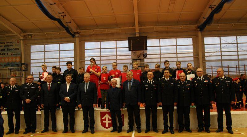 II Halowe Mistrzostwa Drużyn Pożarniczych powiatu gorlickiego
