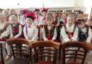 """,,Sędziszowskie Skrzaty"""" na Powiatowym Przeglądzie Szkolnych Zespołów Tanecznych ,,Radość Dzieciom"""" w Gorlicach"""