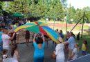 Piknik rodzinny w Brzanie