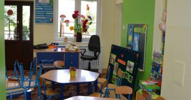 Remont sali gimnastycznej i adaptacja pomieszczeń na nowe przedszkole w SP w Strożnej