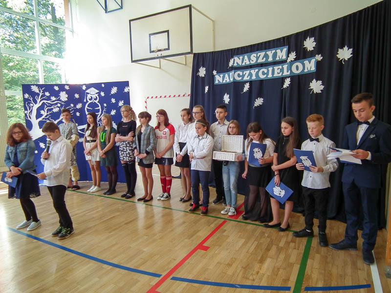 Dzień Edukacji Narodowej w SP Brzana