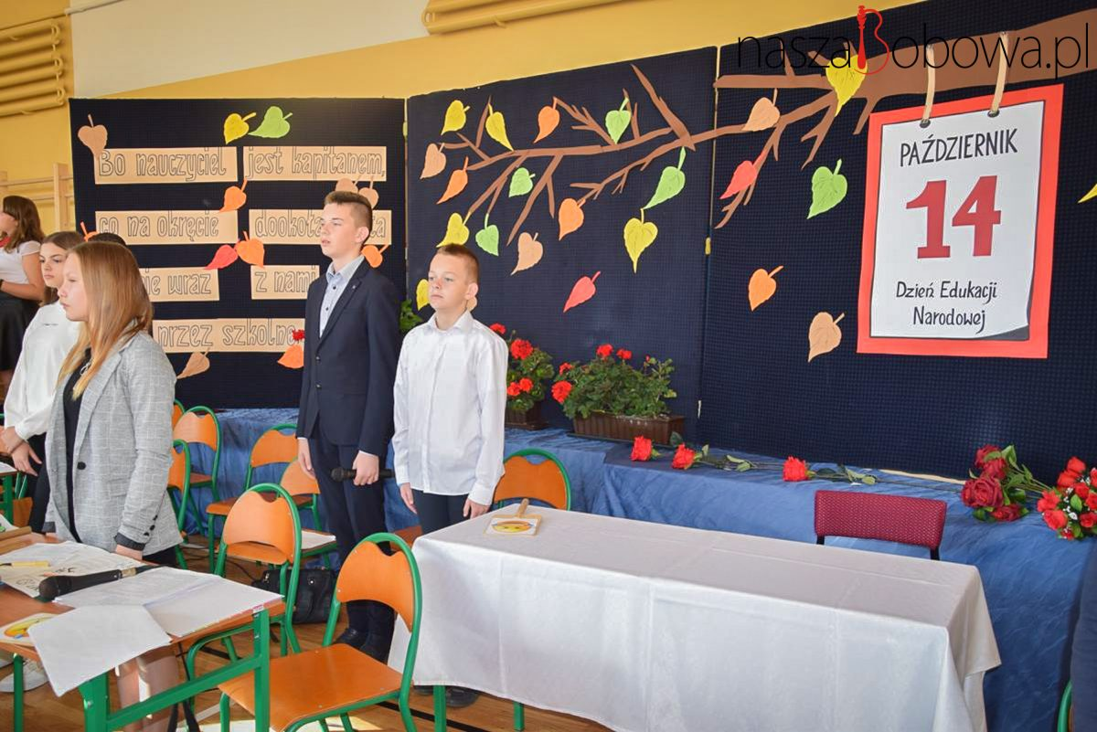 Dzień Edukacji Narodowej w SP w Bobowej