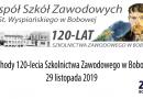 Obchody 120-lecia Szkolnictwa Zawodowego w Bobowej