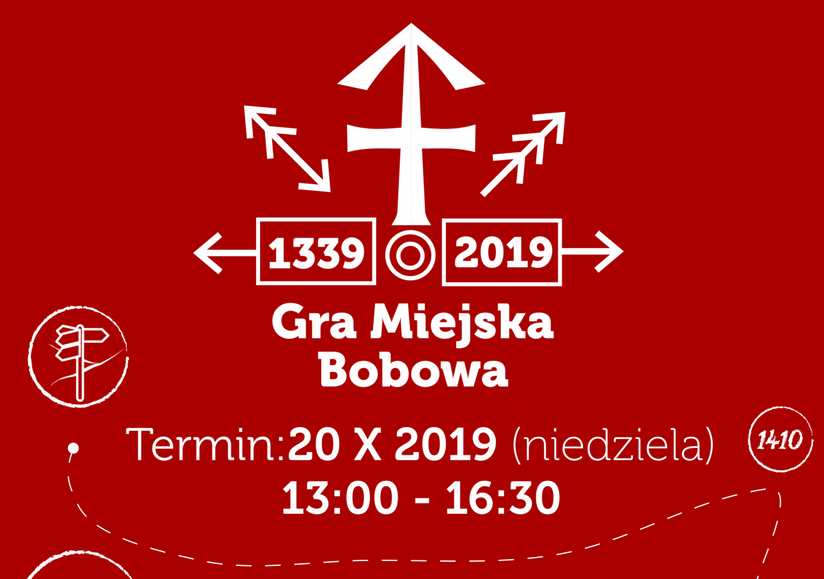 GRA MIEJSKA – Bobowa 1939-2019 – Zaproszenie
