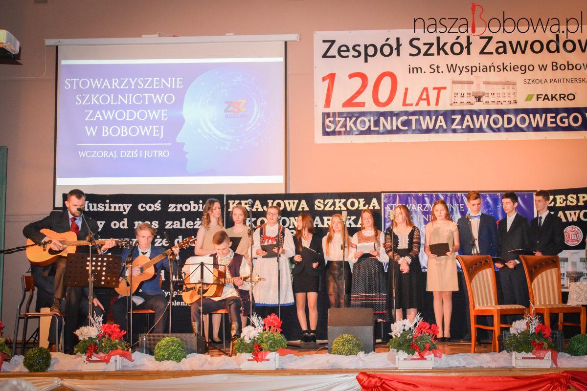 Obchody jubileuszu 120-lecia Szkolnictwa Zawodowego w Bobowej
