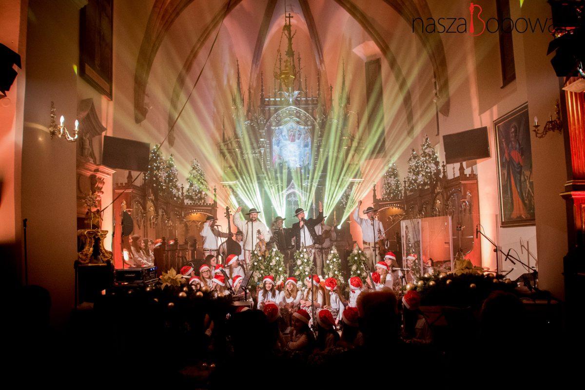 III Koncert Kolęd i Pastorałek w Bobowej