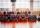 Turniej piłki halowej Akademii Piłkarskiej KS Bobowa