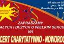 Koncert Charytatywno-Noworoczny w Wilczyskach