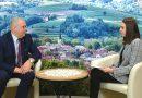 Rozmowa z Burmistrzem Bobowej na temat Strefy Aktywności Gospodarczej