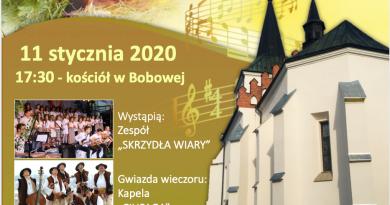 Koncert Kolęd i Pastorałek – Zaproszenie