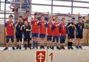 Chłopcy SP Bobowa wywalczyli pierwsze miejsce i awans na zawody rejonowe w piłce siatkowej