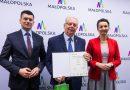 """Burmistrz Bobowej otrzymał promesę na realizację projektu pn. """"Aktywny Senior"""""""