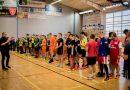 Rejonowe rozgrywki piłki halowej Liturgicznej Służby Ołtarza