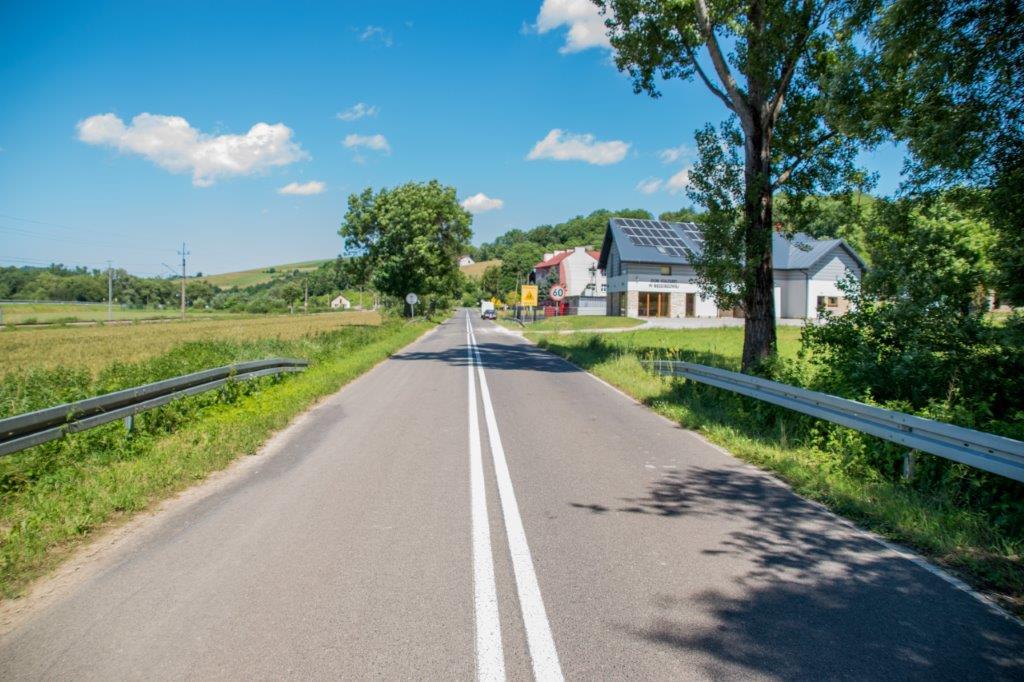 Utrudnienia w ruchu na drodze gminnej Siedliska – Sędziszowa