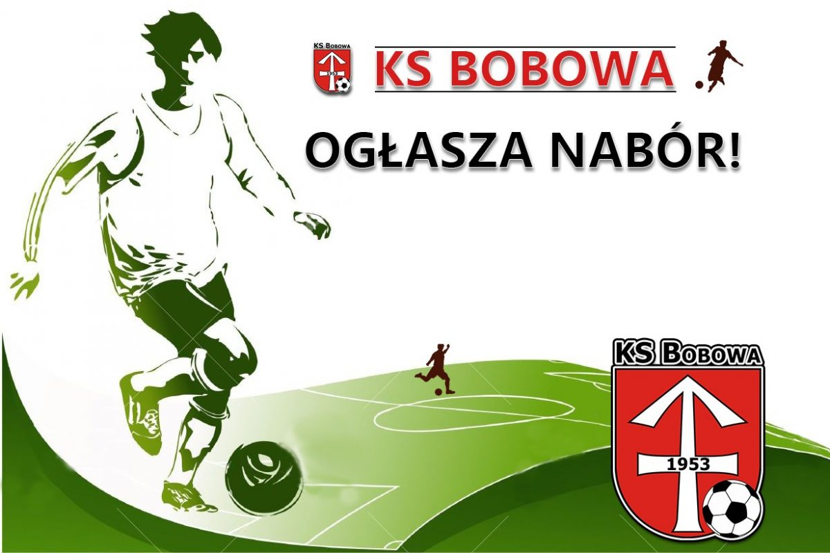 Nabór do grup treningowych KS Bobowa