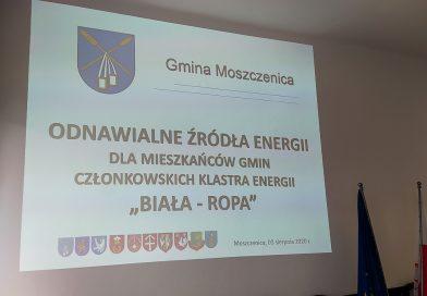 """Spotkanie Klastra Energii """"Biała – Ropa"""""""