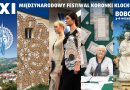 XXI Międzynarodowy Festiwal Koronki Klockowej w Bobowej – zaproszenie