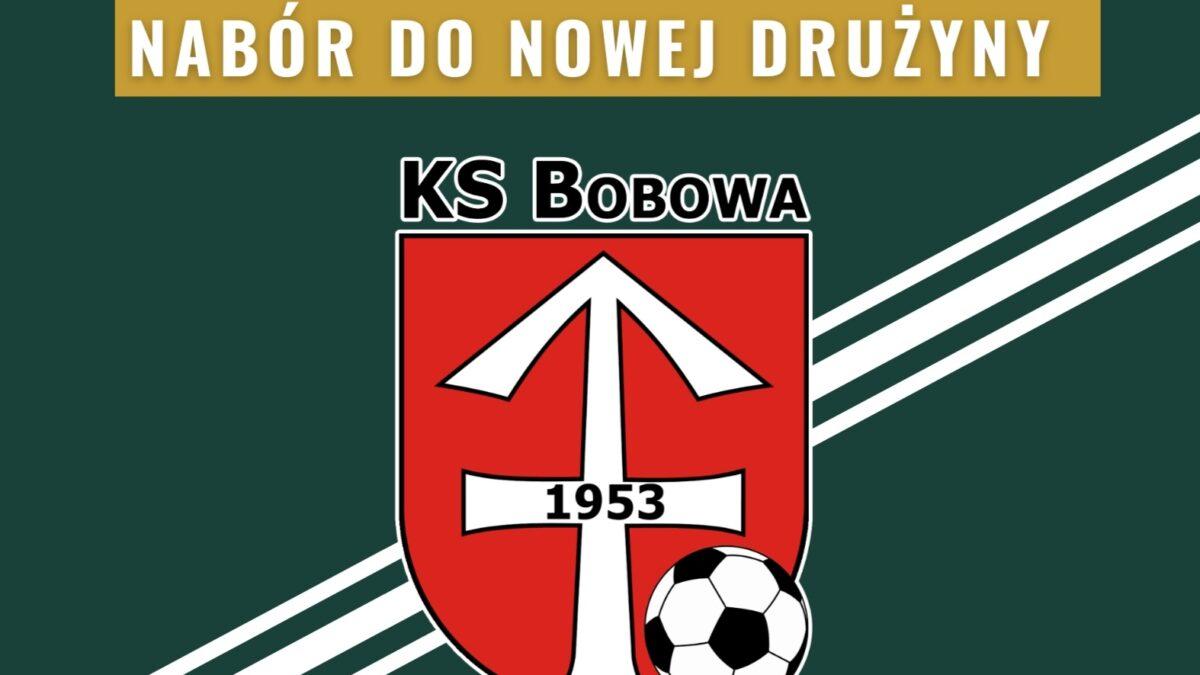 Nabór do nowej drużyny KS Bobowa