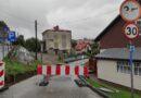 Trwa przebudowa ulicy Okrężnej w Bobowej. Uwaga na utrudnienia
