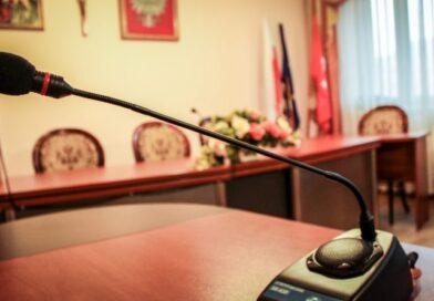 Ogłoszenie o Sesji Rady Miejskiej w Bobowej