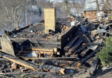 Informacja w sprawie budowy domu dla pogorzelców z Siedlisk