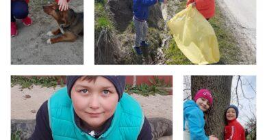 Uczniowie Szkoły Podstawowej w Jankowej dla Ziemi