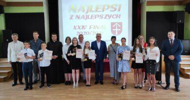 """Laureaci XXIV edycji konkursu """"Najlepsi z Najlepszych"""" wyróżnieni"""