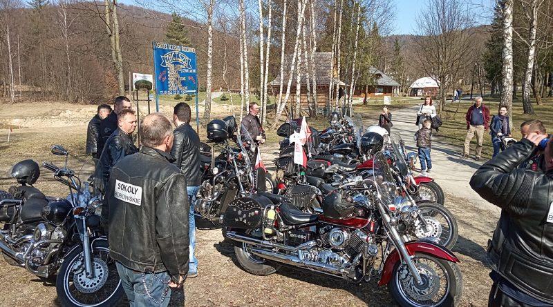 Zaproszenie na wyjazd Grupy Motocyklowej Sokoły