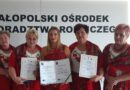 KGW Stróżna z pierwszym miejscem w konkursie wojewódzkim w Karniowicach i nominacją do nagrody Perła 2021