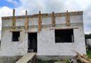 Trwa budowa domu dla pogorzelców z Siedlisk