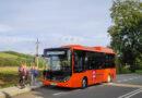 Autobus elektryczny służy jako autobus szkolny