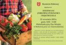 Zapraszamy na Kiermasz Zdrowej Żywności i Rękodzieła