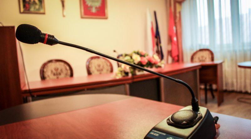 Ogłoszenie o zdalnej Sesji Rady Miejskiej w Bobowej