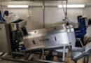 Kontrola funkcjonowania prasy ślimakowej w Oczyszczalni Ścieków w Siedliskach