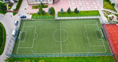 """Harmonogram godzin otwarcia obiektu """" Moje boisko ORLIK 2012″ w miesiącu kwiecień 2021 r."""