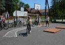 Karta rowerowa w Stróżnej